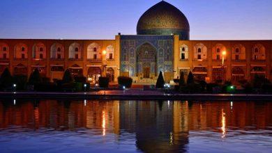 تصویر از گزارش بازدید از مسجد شیخ لطف الله اصفهان