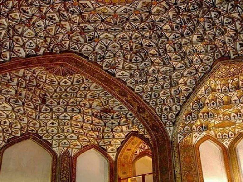 تالار اشرف و کاخ هشت بهشت اصفهان