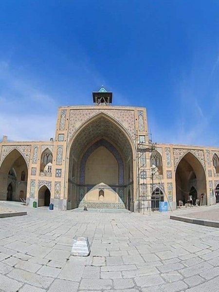 مسجد جامع حکیم اصفهان