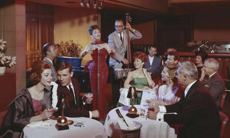 موسیقی در رستوران