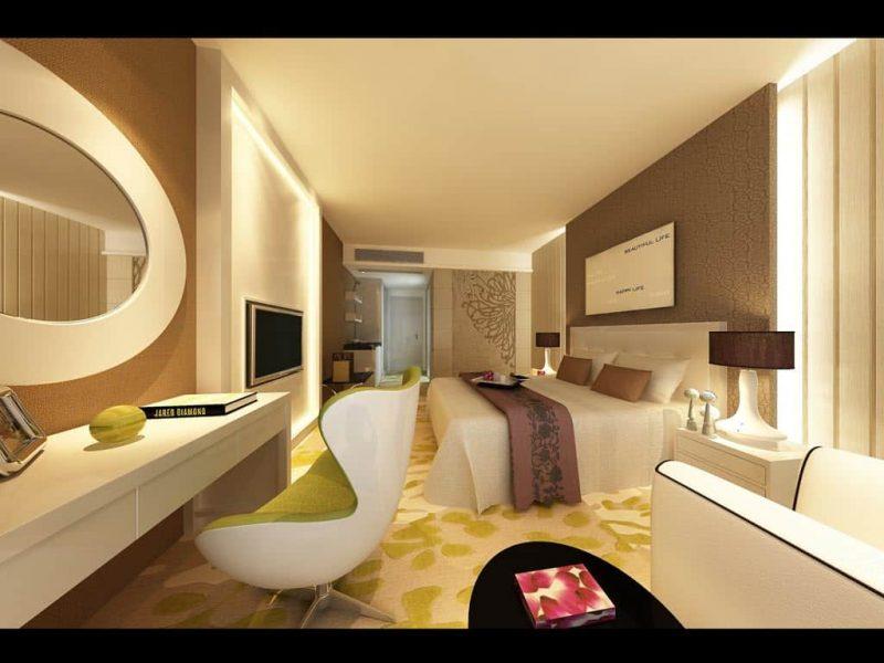 آموزش مدیریت هتل