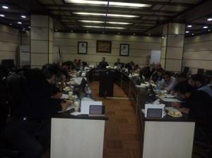 CIMG0257 - برگزاری دوره پیشخدمت اداری نهاد نمایندگی مقام معظم رهبری