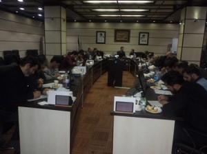 CIMG0258 - برگزاری دوره پیشخدمت اداری نهاد نمایندگی مقام معظم رهبری