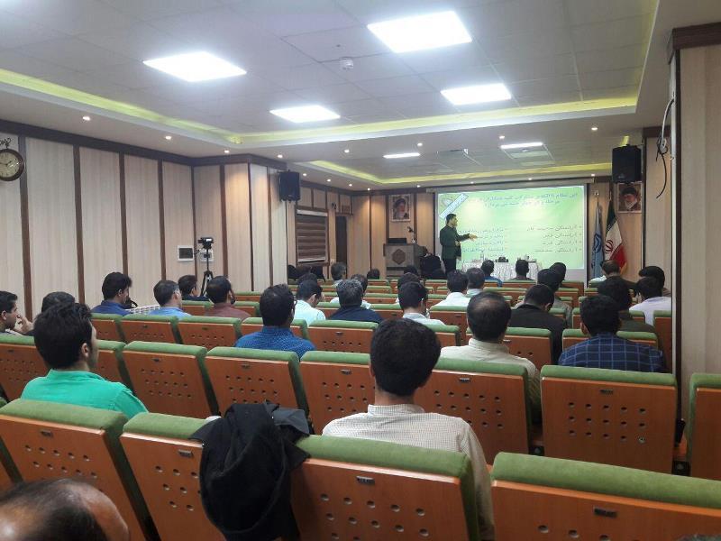 کارگاه آموزشی کارکنان بیمارستان تامین اجتماعی اصفهان1