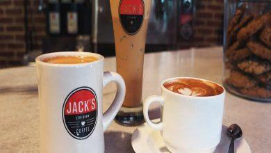تصویر از کافئین کدام قهوه بیشتر است