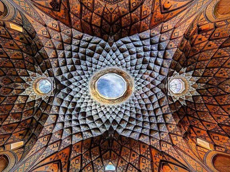 دانلود فایل آجرکاری در معماری اسلامی به صورت word