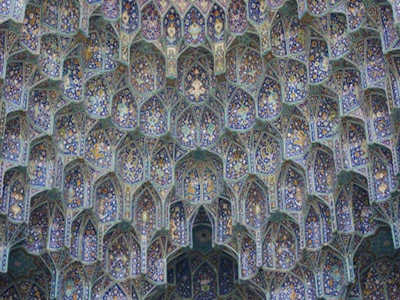 دانلود فایل ورد مقرنس در معماری اسلامی