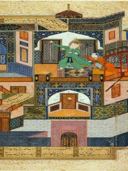 ادیان باستان (آیین مانی و مزدک )