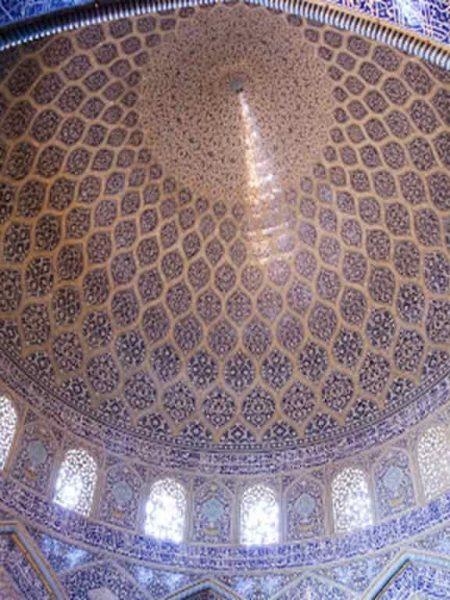 معماری مساجد اصفهان