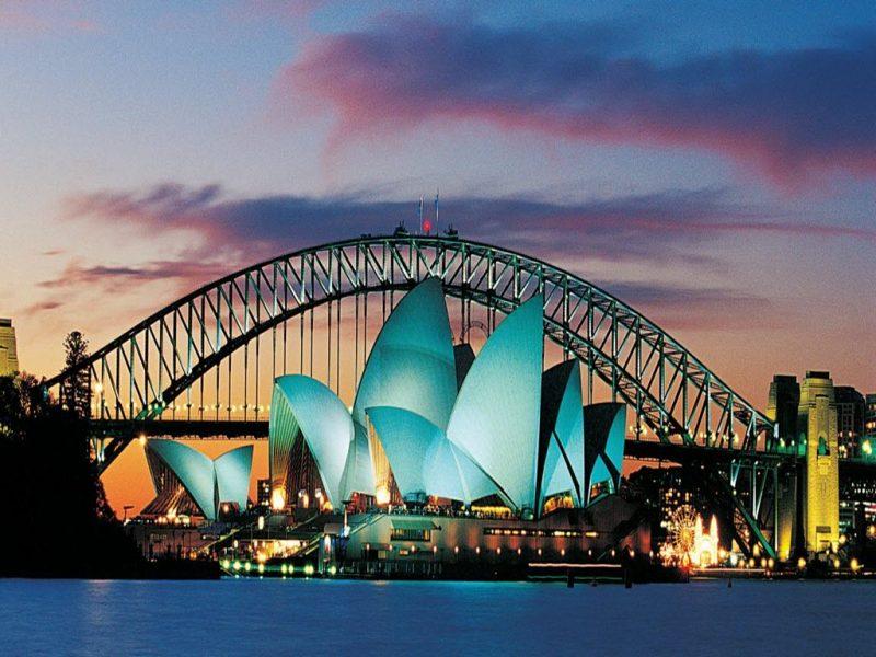 دانلود فایل ورد کشور استرالیا