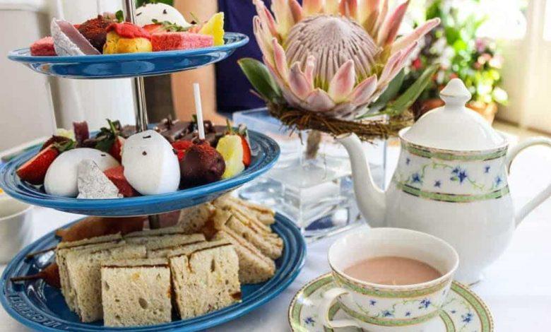اصول پذیرایی صبحانه کاری(نیروی خدماتی -کارکنان خدمات)