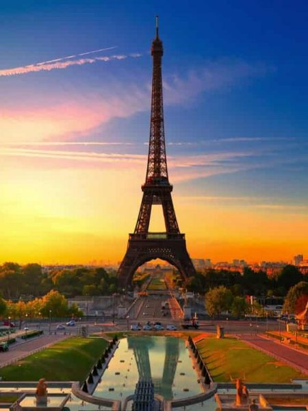 دانلود فایل word و pptx کشور فرانسه