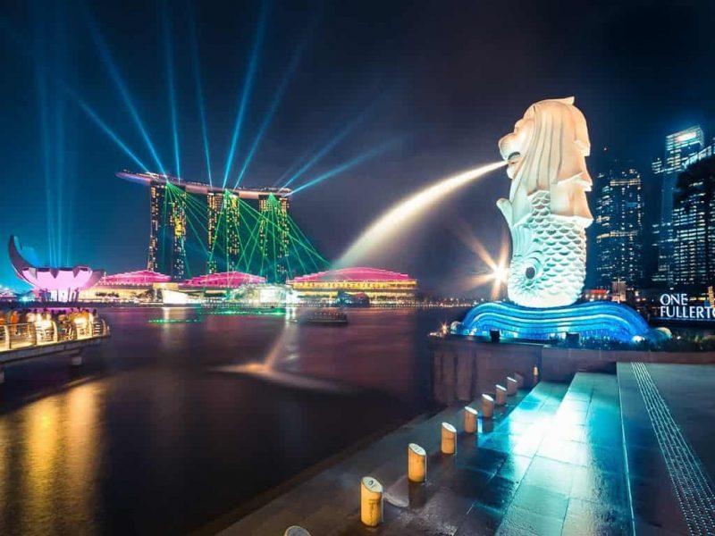 دانلود فایل پاورپوینت کشور سنگاپو