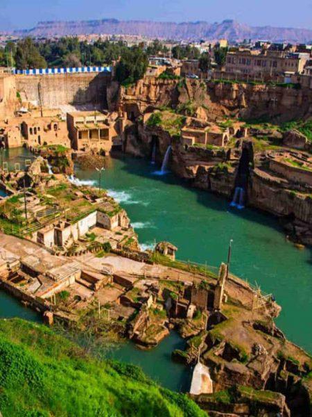 دانلود فایل ارائه خوزستان به صورت ورد و پاورپوینت