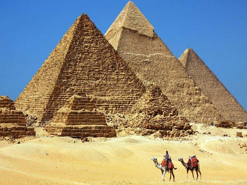 دانلود فایل ورد جاذبه های مصر باستان