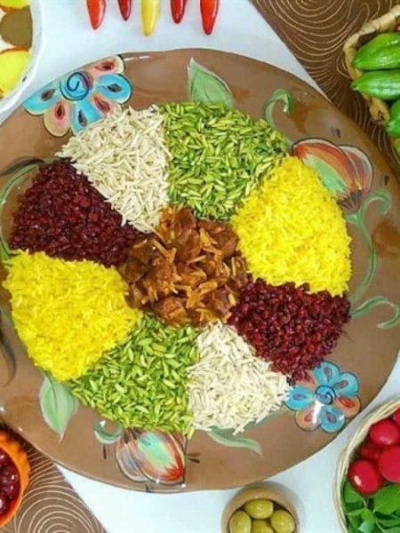 جزوه آشپز سنتی