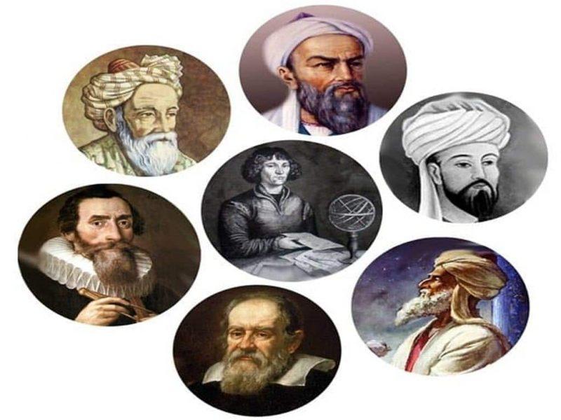 دانشمندان اسلامی