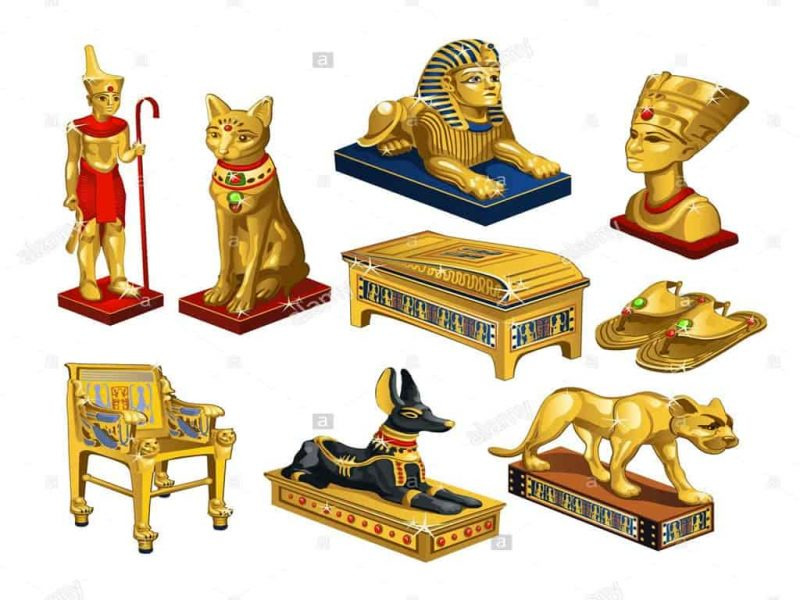 دانلود فایل ورد حیوانات مقدس