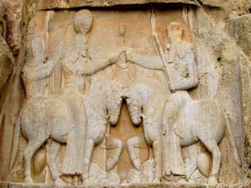 تاریخ و فرهنگ ساسانیان
