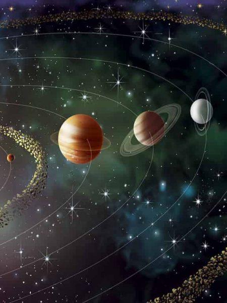 دانلود فایل word منظومه شمسی و مریخ