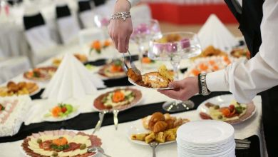 تصویر از 40 قانون اولیه خدمات غذا و نوشیدنی(پیشخدمت رستوران)