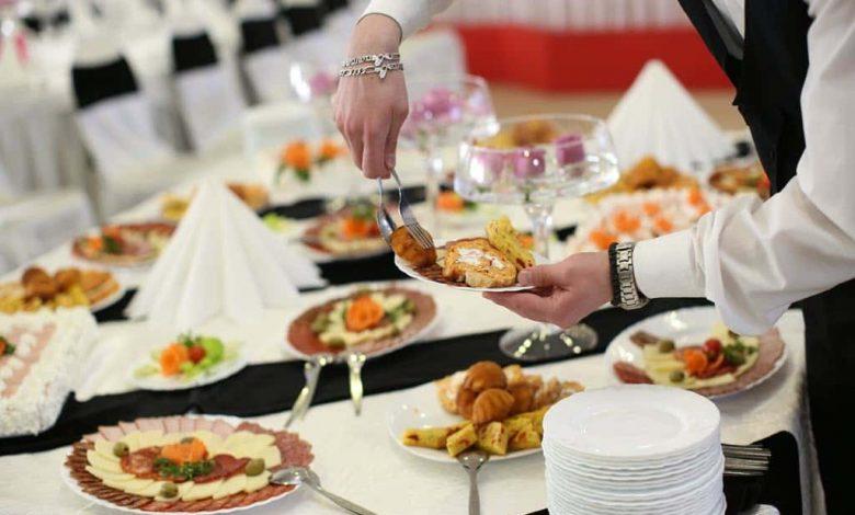 خدمات غذا و نوشیدنی