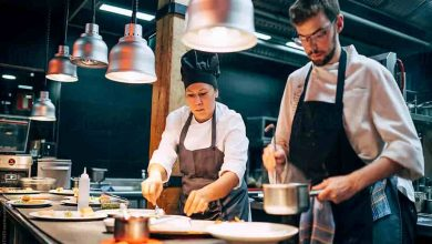 تصویر از راهاندازی غذاخوری و ایجاد کسب و کار رستوران داری