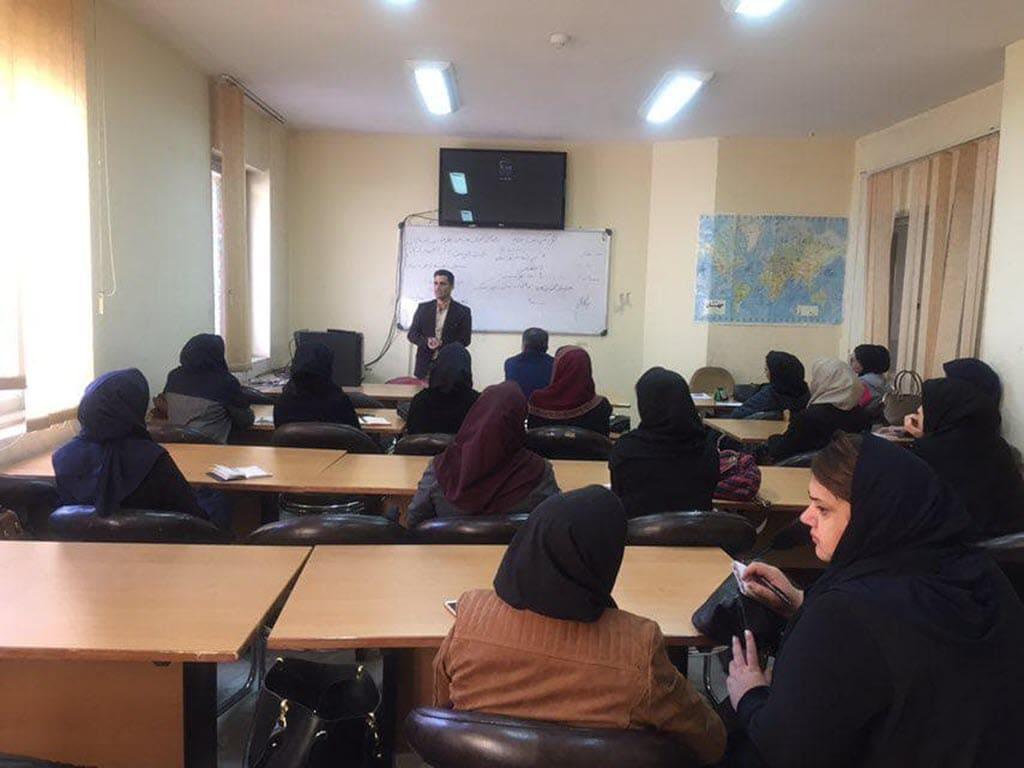 Mountaineering 3 - بازآموزی دبیران هتل داری و گردشگری کاردانش اصفهان