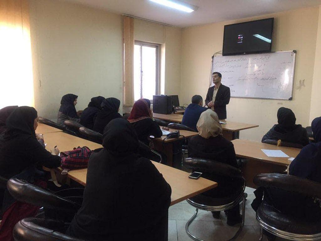 Mountaineering 4 - بازآموزی دبیران هتل داری و گردشگری کاردانش اصفهان