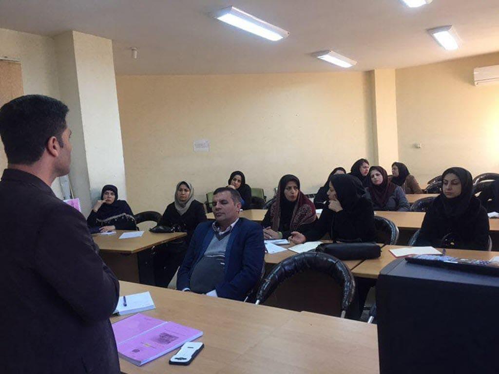 Mountaineering 5 - بازآموزی دبیران هتل داری و گردشگری کاردانش اصفهان
