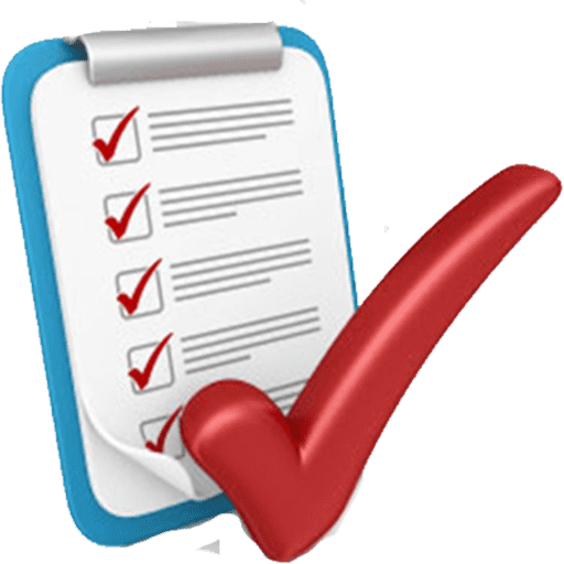 چک لیست تشریفات