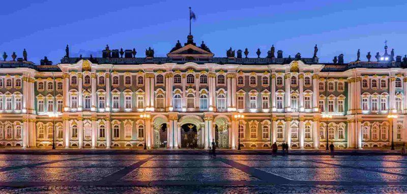 موزه آرمیتاژ،بزرگترین موزه روسیه