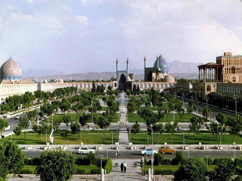 آثار دیدنی میدان نقش جهان اصفهان(دانلود رایگان)