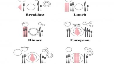 تصویر از ظروف غذا خوری+فیلم