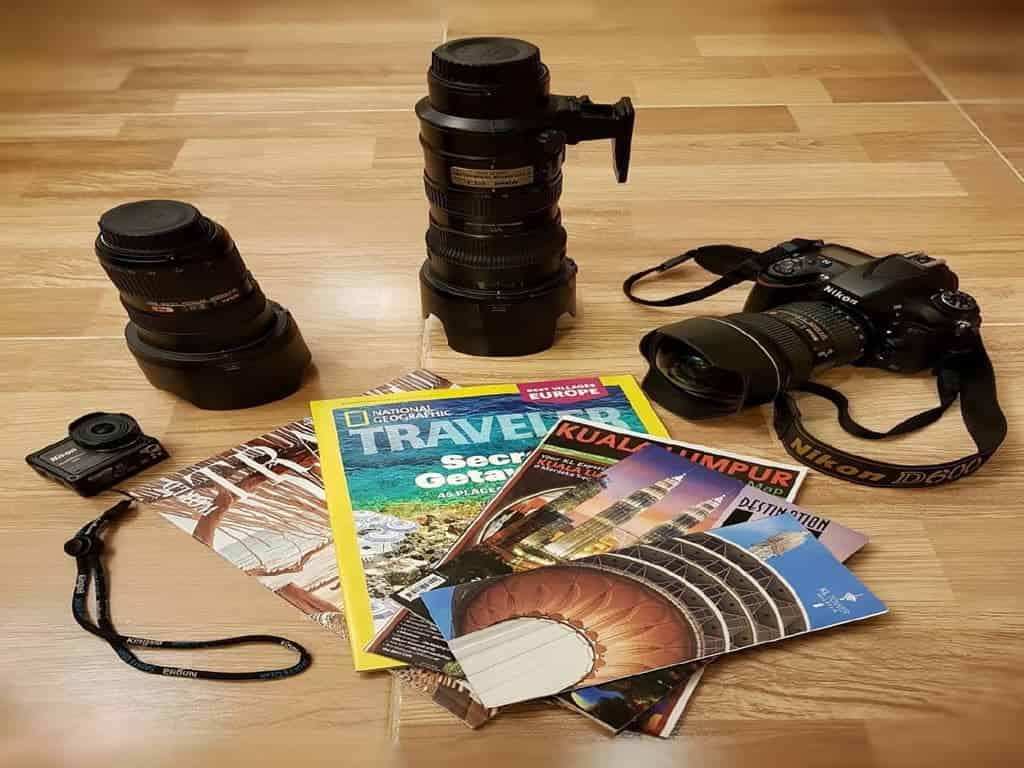آموزش آنلاین عکاسی تورهای گردشگری